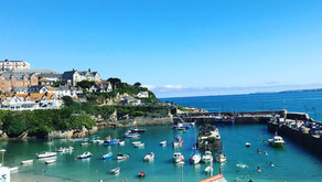 Newquay Harbour + Boat Trips
