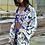Thumbnail: Kimono van katoenen crèpe