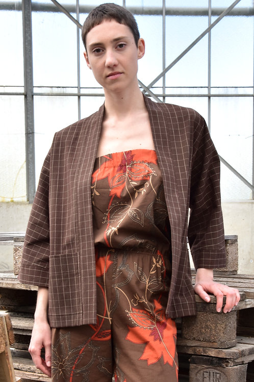 Halflang kimonojasje