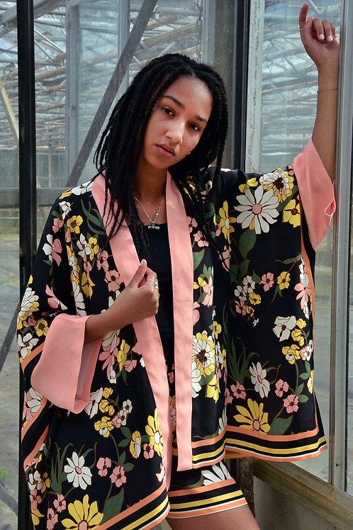 Kimono zomeroutfit
