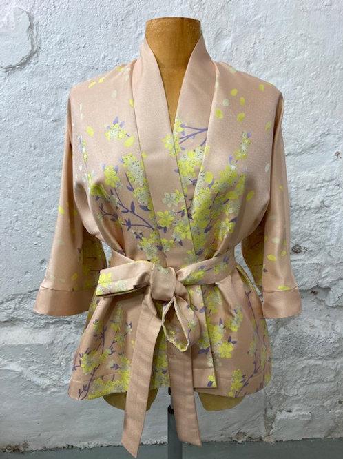 Zalmrose kimonojasje