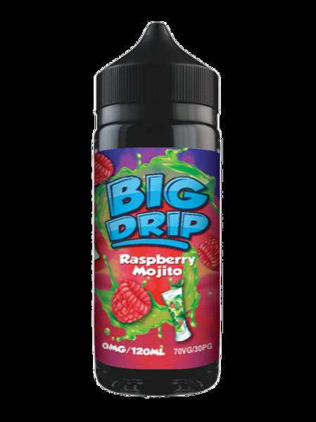 Big Drip Raspberry Mojito