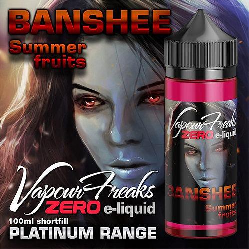 Vapour Freaks: Banshee 100ml