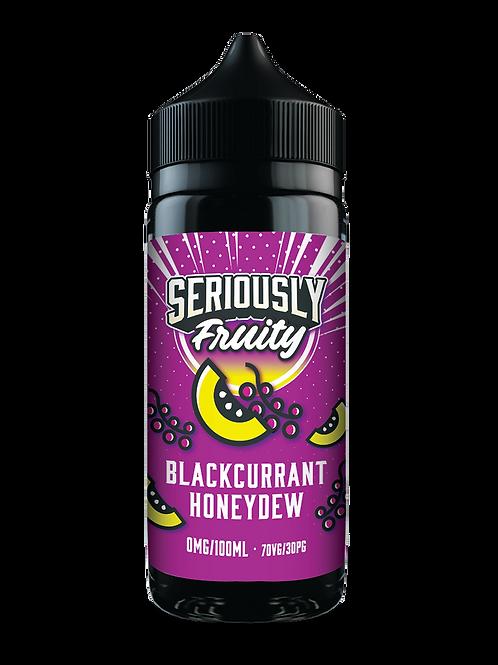 Seriously Fruity: Blackcurrant Honeydew 100ml