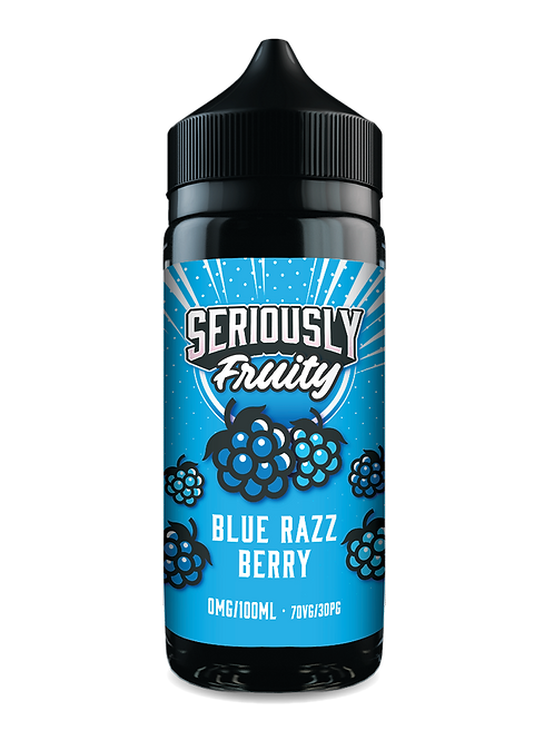 Seriously Fruit: Blue Raspberry 100ml