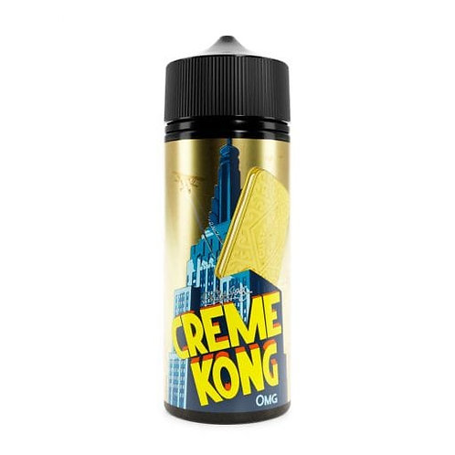 Creme Kong 100ml 0mg