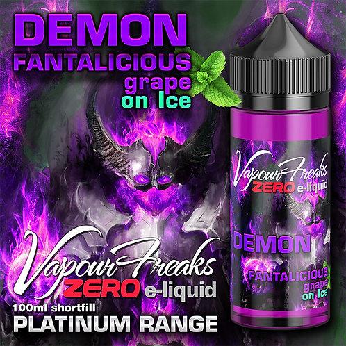Vapour Freaks: Demon 100ml