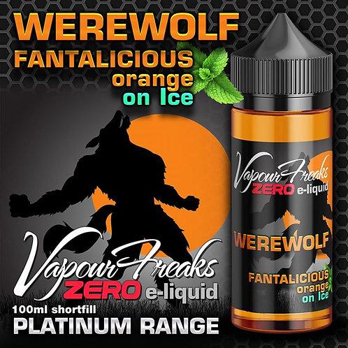 Vapour Freaks: Werewolf 100ml