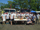 Guilford Firefighters Compete in this years Old Saybrook Fire Competition