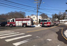 Guilford Responds to Branford for Structure Fire