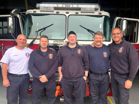 Oh Baby! Guilford Firefighter's Respond & Help To Deliver A Baby Girl.
