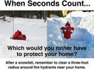 Guilford Fire Department Reminds Residents To Keep Hydrants Clear