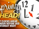 Daylight Savings This Weekend Means Check Your Detectors