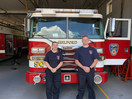 Guilford Fire Department Hires Two New Firefighters