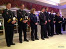 Local Police And Firefighters Honored At Local Event