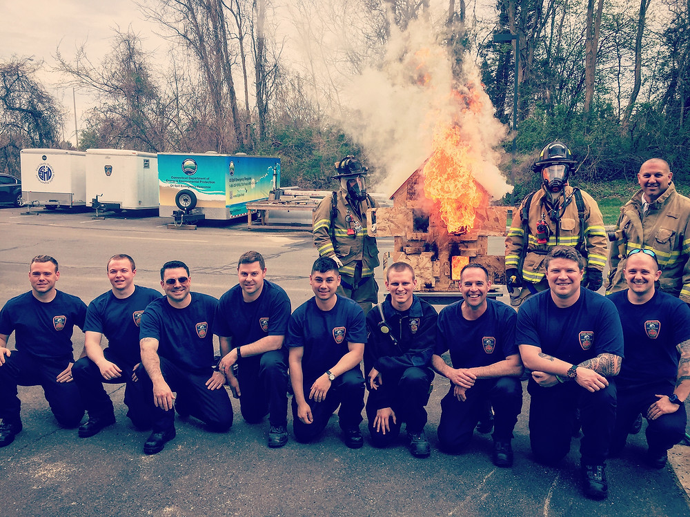 New Guilford Firefighters