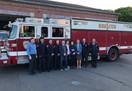 Firefighter Service Awards