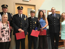 Guilford Firefighters Receive Awards