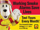 The History Behind Fire Prevention Week