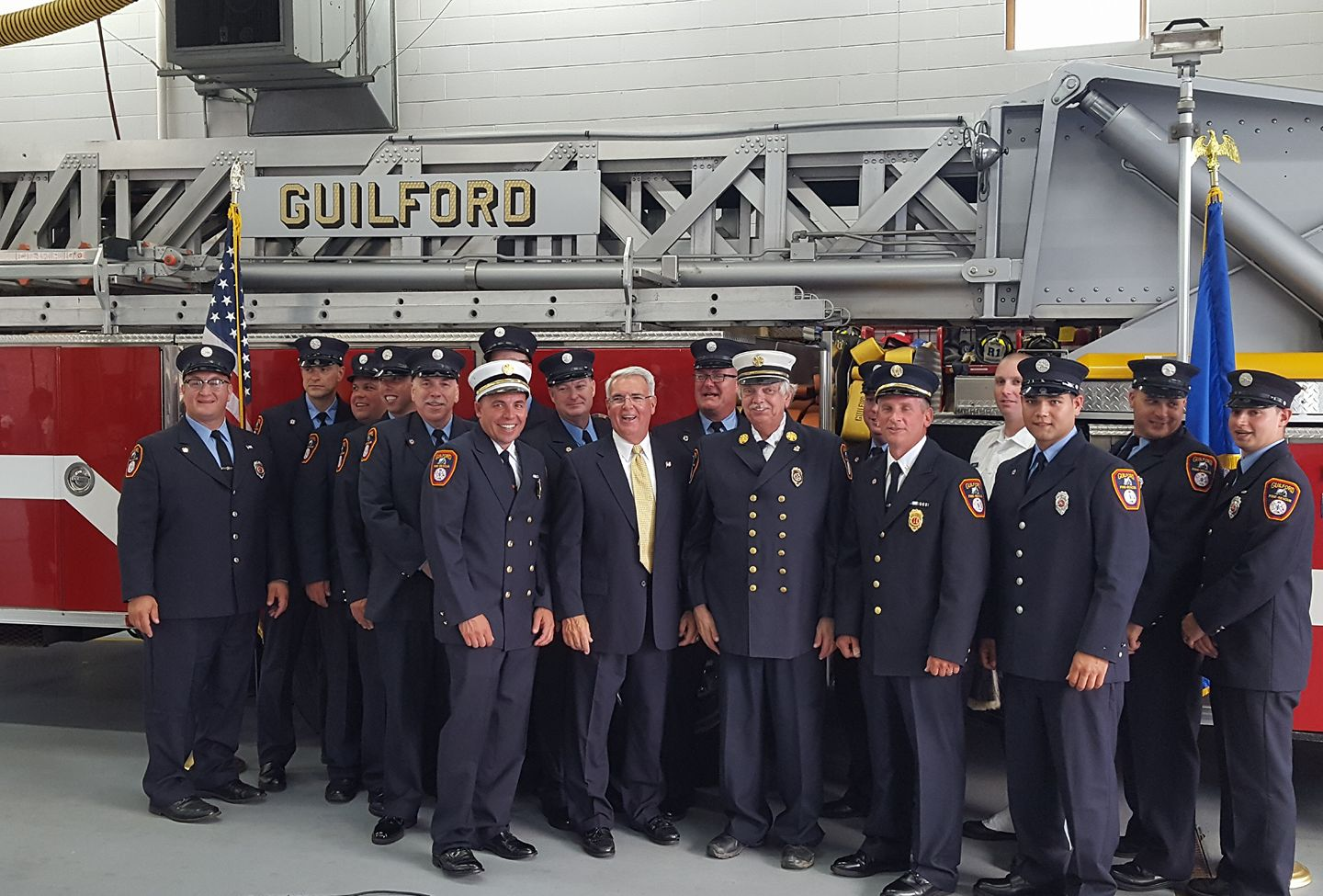 Guilford Firefighters