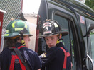 Guilford Fire Cadet Completes Fire Academy Program