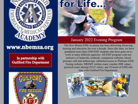 Guilford Fire Department to Host Emergency Medical Technician Program