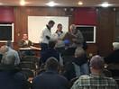 Guilford Volunteer Firefighter Recognized