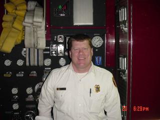 Branford Deputy Chief Ronald Mullen