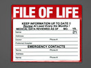 Guilford Fire Department File of Life