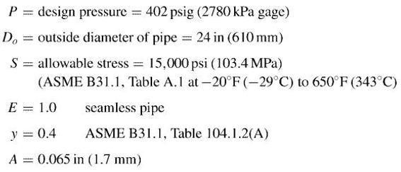Sizing of a Piping System | Calgary, AB