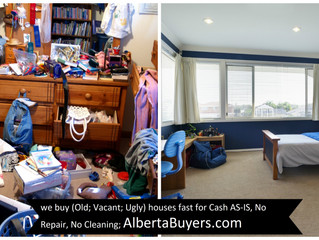 Reasons to Declutter to Sell Your Home Fast by Alberta Buyers