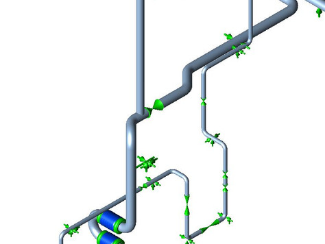Engineering Consultant in Pipe Stress Analysis, Structural / Civil Design, Finite Element Analysis