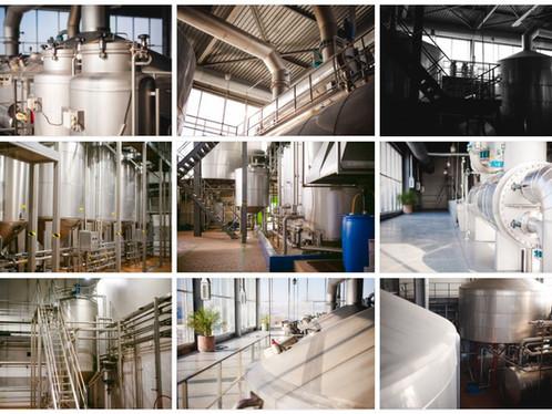 Food & Beverage – Engineering Services