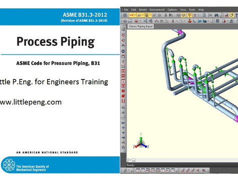 ASME B31.3 Training Courses Near Berkeley California | San Jose | Concord