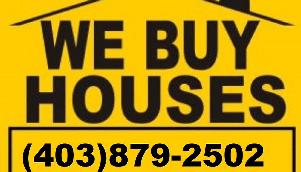We Buy Houses in Calgary, sell calgary house