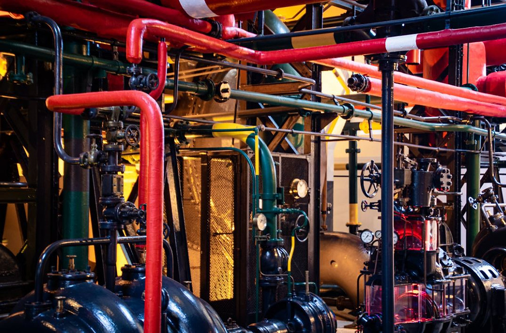 Pipe Stress Analysis and Piping Design Services as per ASME B31.9 for Building Services Piping by meena rezkallah, p.eng.