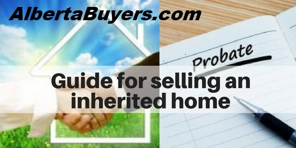 Selling an Inherited House Before Probate