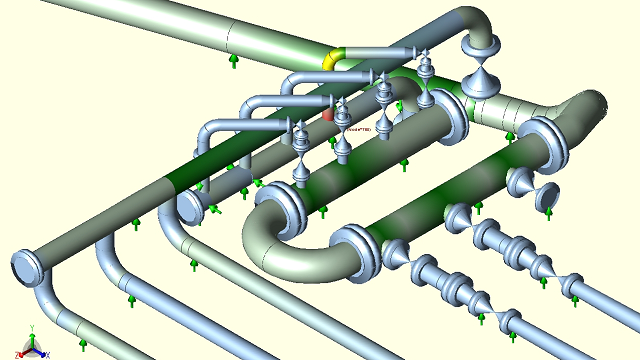 Professional Piping Engineering and Stress Analysis Services Canada