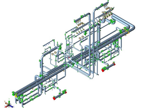 Canadian Piping Engineering Services Outsourcing