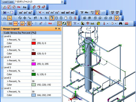 Pipe Stress Analysis software