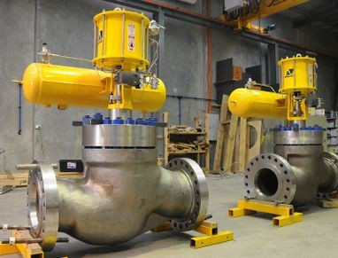 Selection and Applications of Control Valves