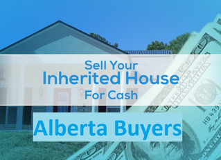 We Buy Inherited Houses | Sell Your House Fast