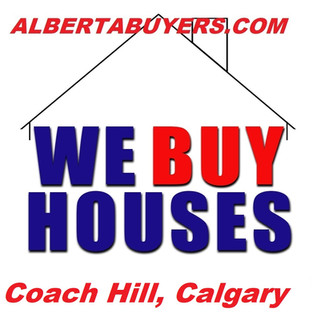 We Buy Houses Coach Hill, Calgary