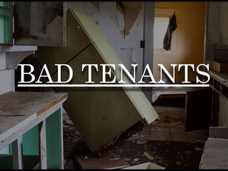 How to Deal with Bad Renters