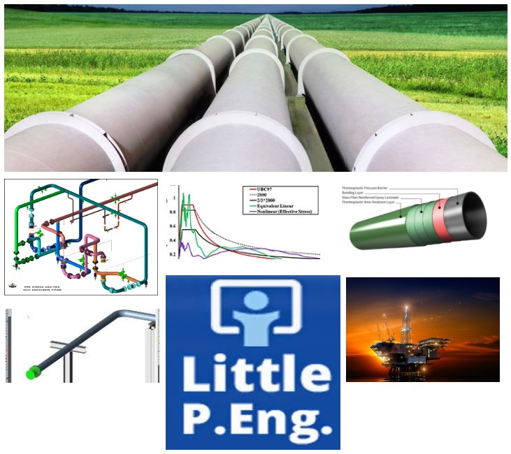 PIPE STRESS ANALYSIS SERVICES  PIPELINE ENGINEERING SERVICES