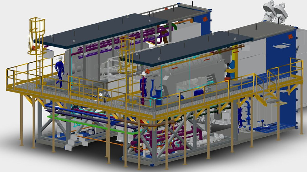 Piping / Structural Design Engineering Services Calgary Alberta Canada