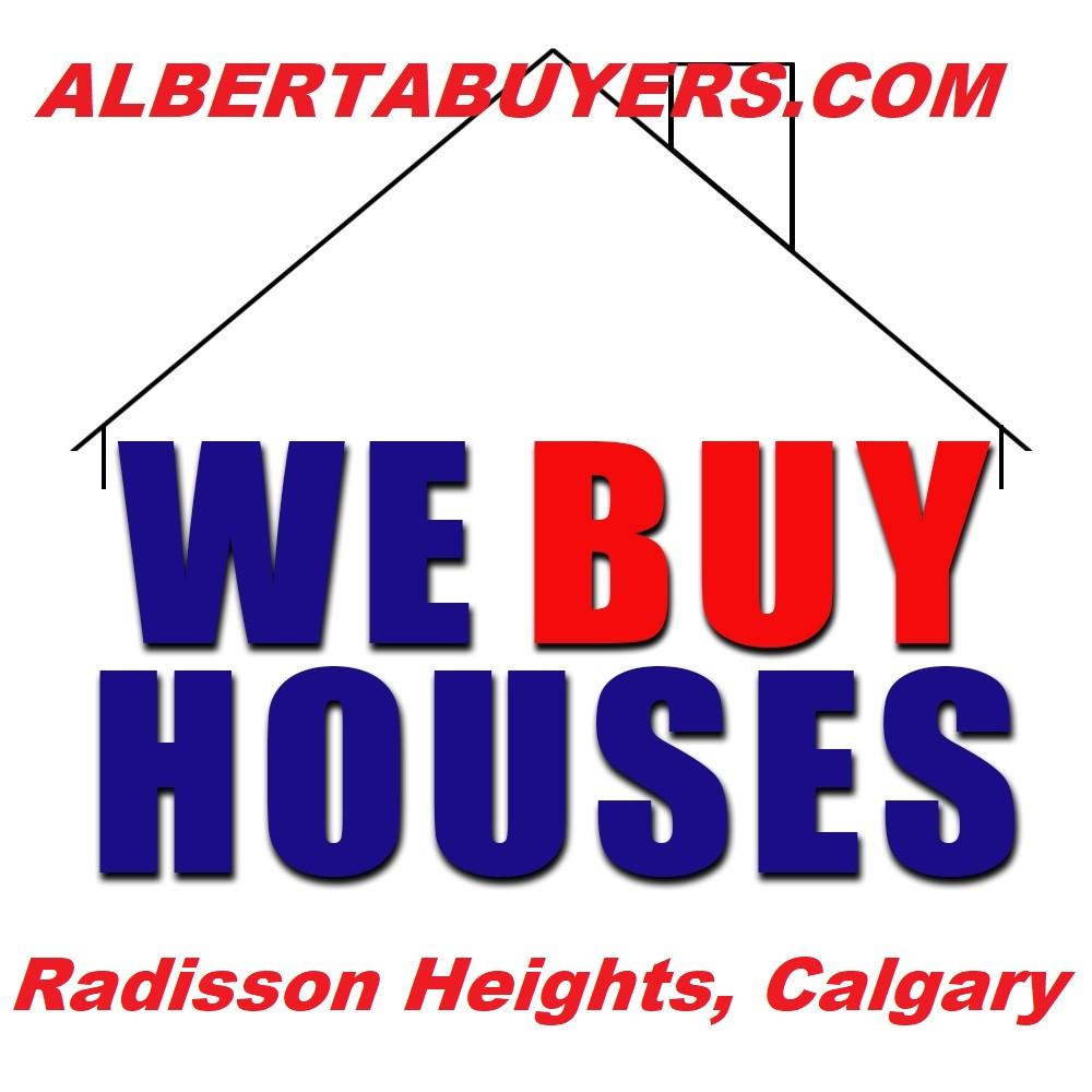 We Buy Houses Radisson Heights, Calgary