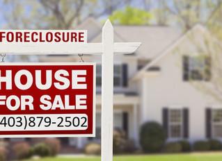 Foreclosures Put Alberta Buyers in the Spotlight.