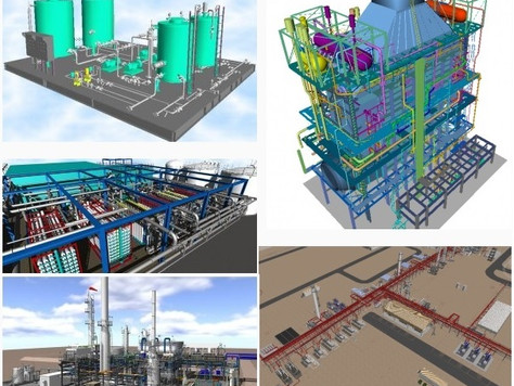 Piping Design Services across Canada and USA