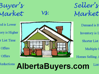 How to sell a home in a buyers market in Calgary, Alberta